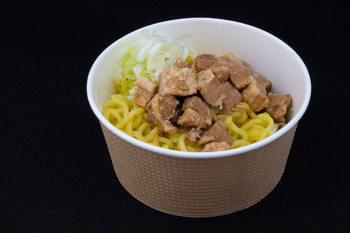 ルーロー麺 700円